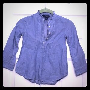 Polo Ralph Lauren Denim Blouse Girl 5